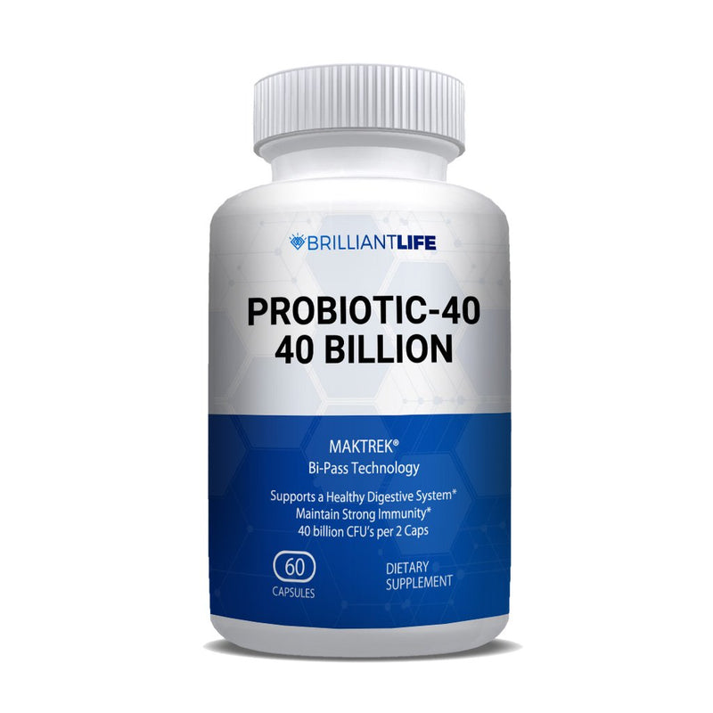 Probiotic - 40 Billion CFU
