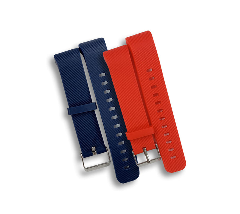TemperaFit Red & Blue Extra Bands