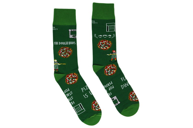 Dough Bros Socks