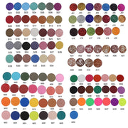 Private Label Build Your Own 9 Color Eyeshadow Palette (50pcs)