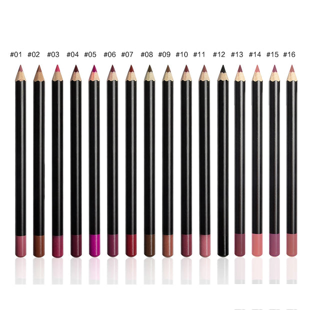Private Label Black Lip Liners