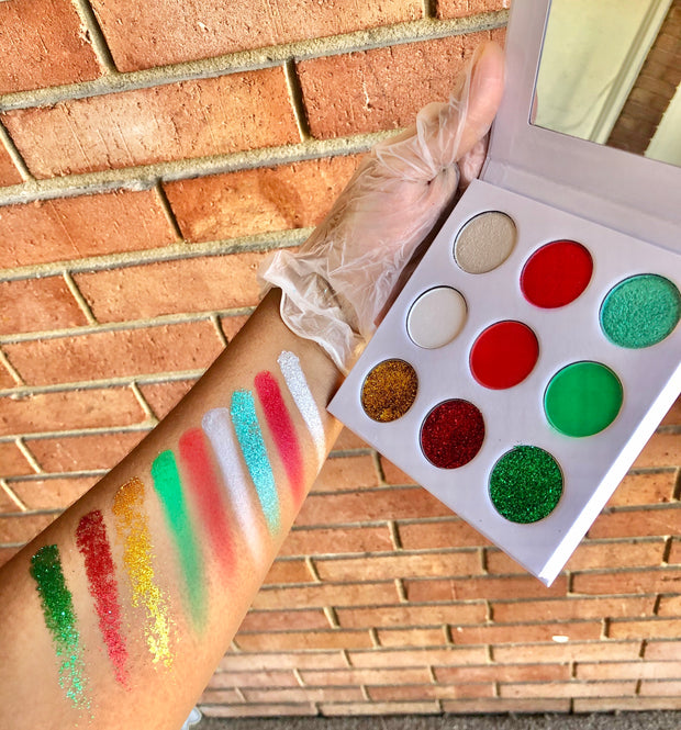Build Your Own 9 Color Eyeshadow Palette