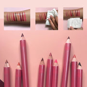 Private Label Pink Lip Liners