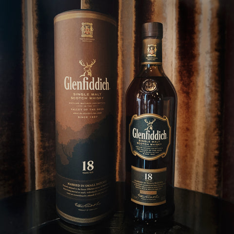 [SOLD OUT] Glenfiddich 18 Year Old (1 litre)