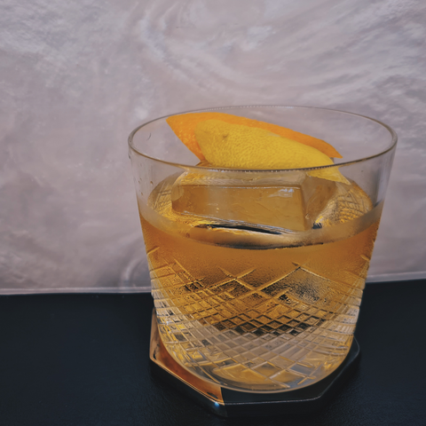 Golden Negroni (serves two)