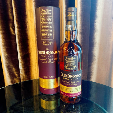The GlenDronach Port Wood