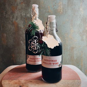 [SOLD OUT] Christmas Mulled Wine (Christmas Specials)