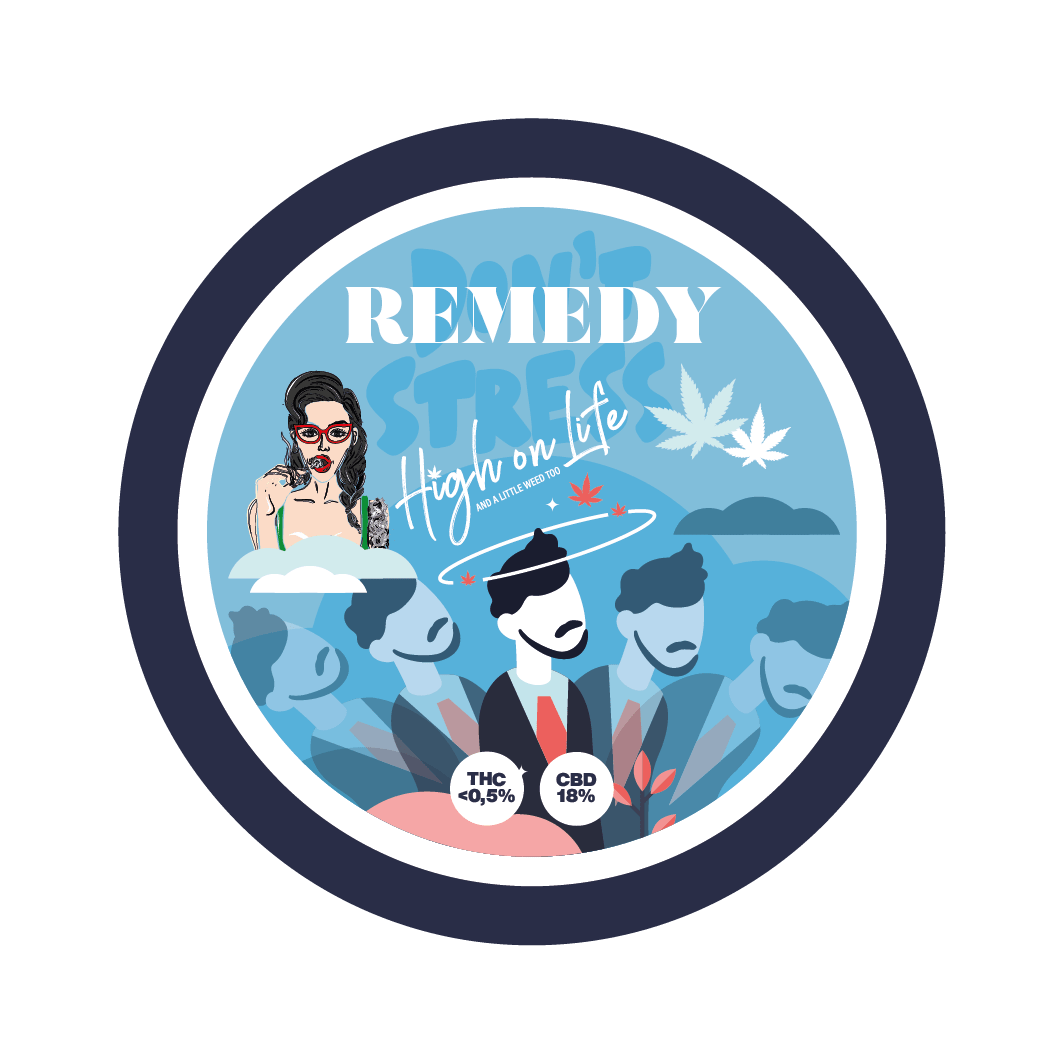 Remedy – CBD 18 % - Indoor