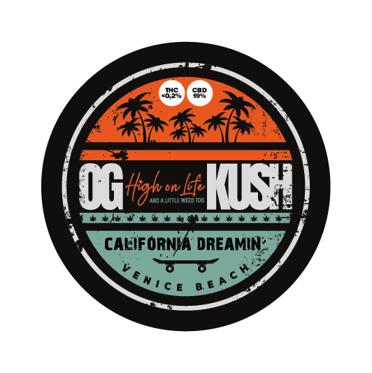 OG Kush – CBD 19% - Indoor - Cannabis Light