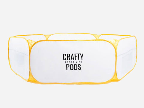 Large Crafty Pod