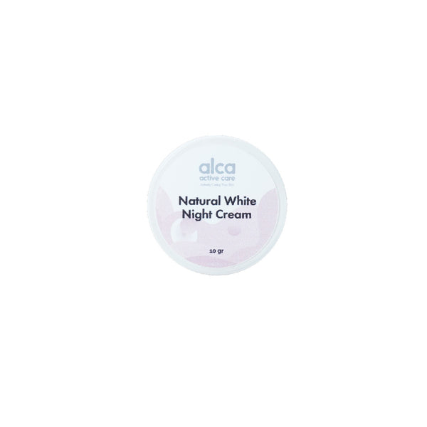Natural White Night Cream