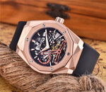 HUBLOT Luxury Brand Quartz Mens Watches