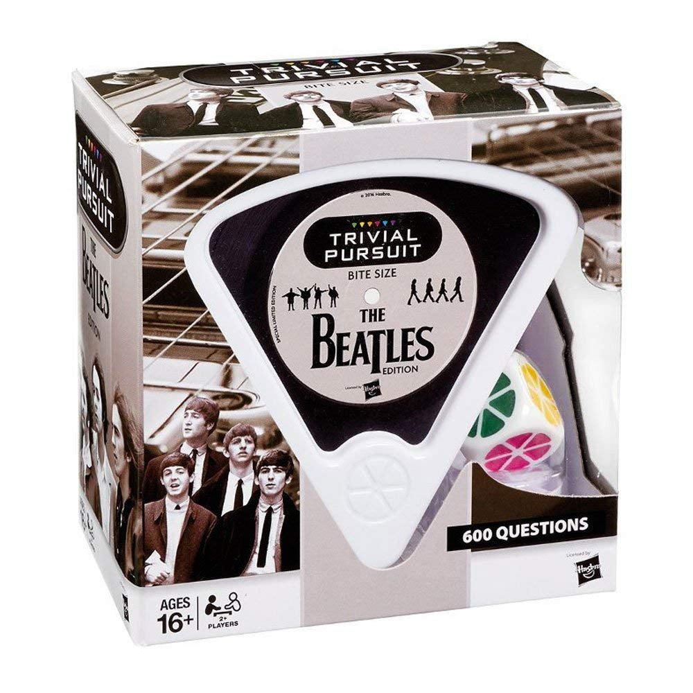 The Beatles | Trivial Pursuit Bite Size | Board Game