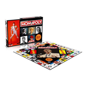 David Bowie | Monopoly: David Bowie | Board Game