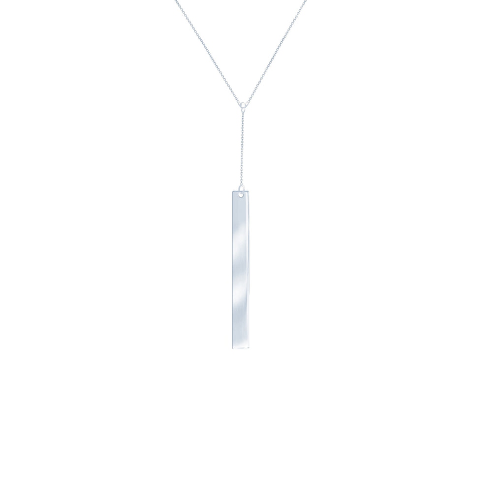 Bar Necklace-Necklace-Milano DG