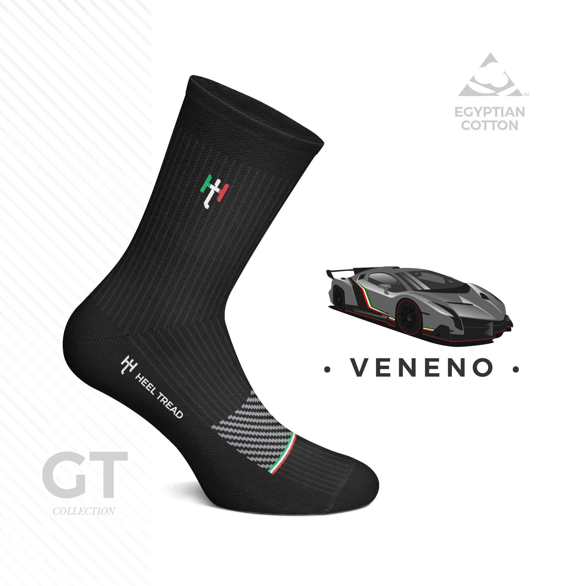 VENENO GT SOCKS - Corleon