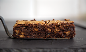 Triple Chocolate Brownie (Box of 12) - Banging Bakes