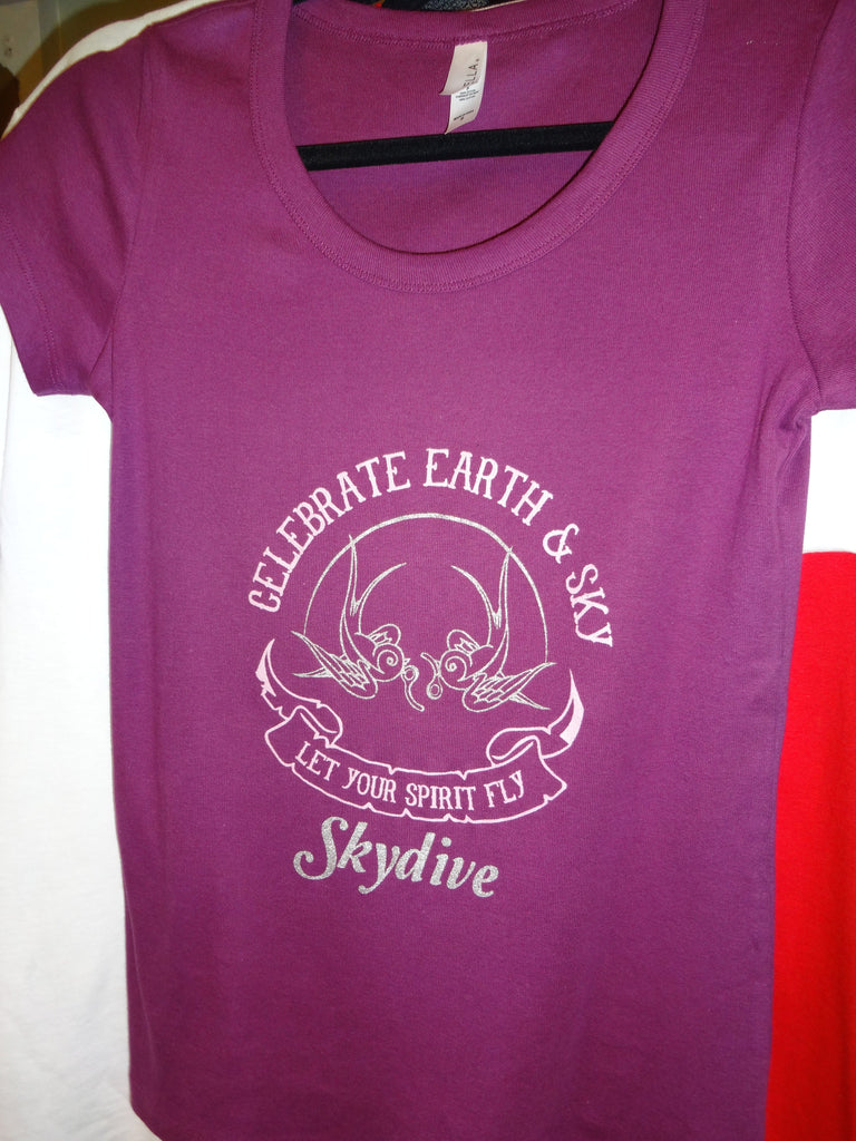 CELEBRATE EARTH & SKY ~ Tee Shirt