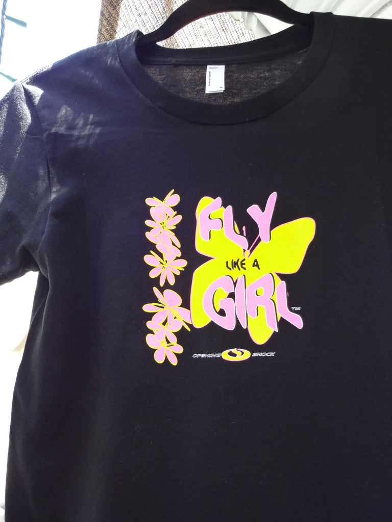 FLY LIKE A GIRL ~ Tee Shirt