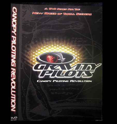 GRAVITY PILOTS DVD