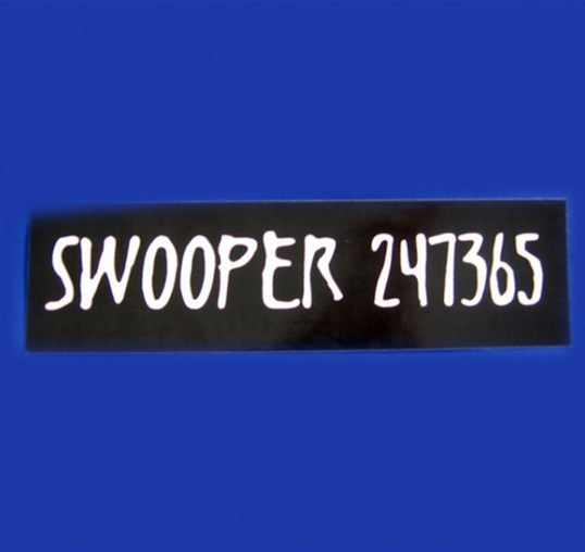 SWOOPER 247365 ~Sticker~