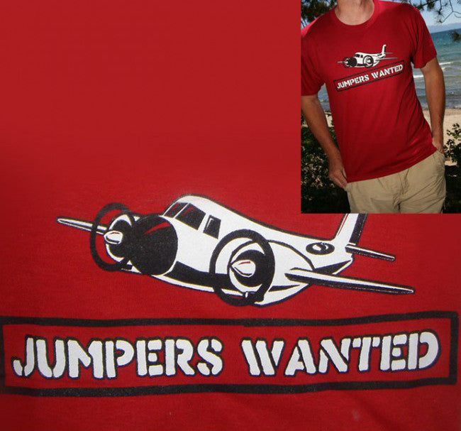 JUMPERS WANTED