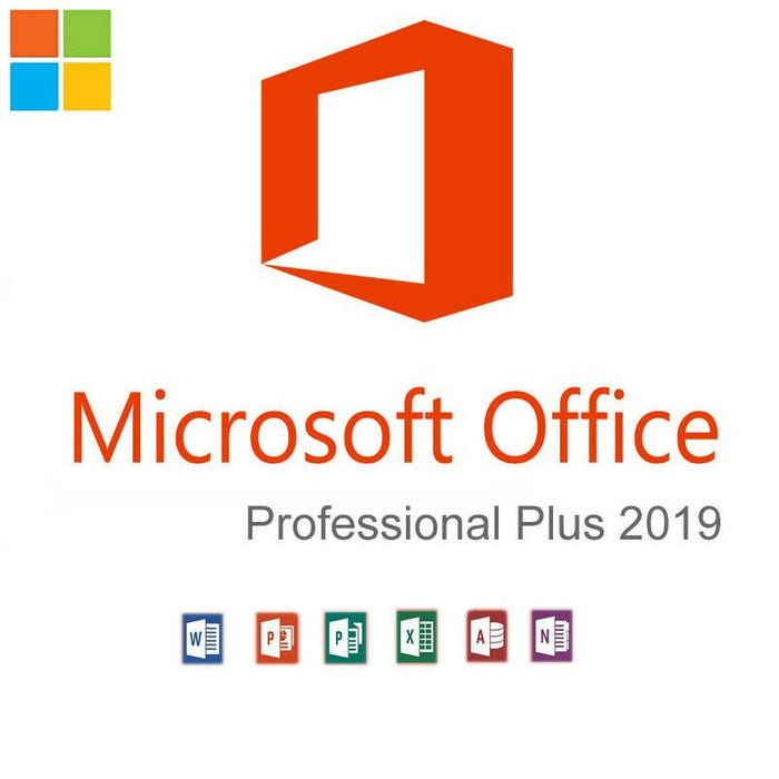 Microsoft Office 2019 Professional Plus RETAIL Key + Download Link - RoyalKey