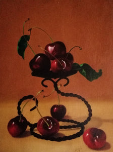 Cherries - The Arts Inn Fine Art Gallery
