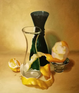 Still life with caraffes - The Arts Inn Fine Art Gallery