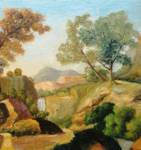 Landscape - The Arts Inn Fine Art Gallery