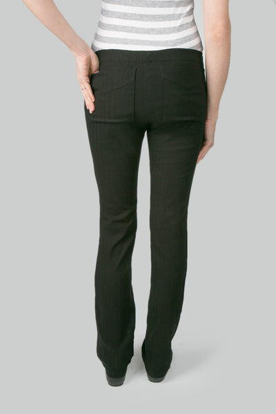 THE FITTED SCRUB PANT