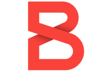 B logo transparent sml wide