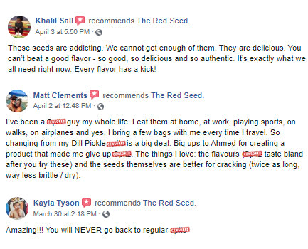 the red seed reviews