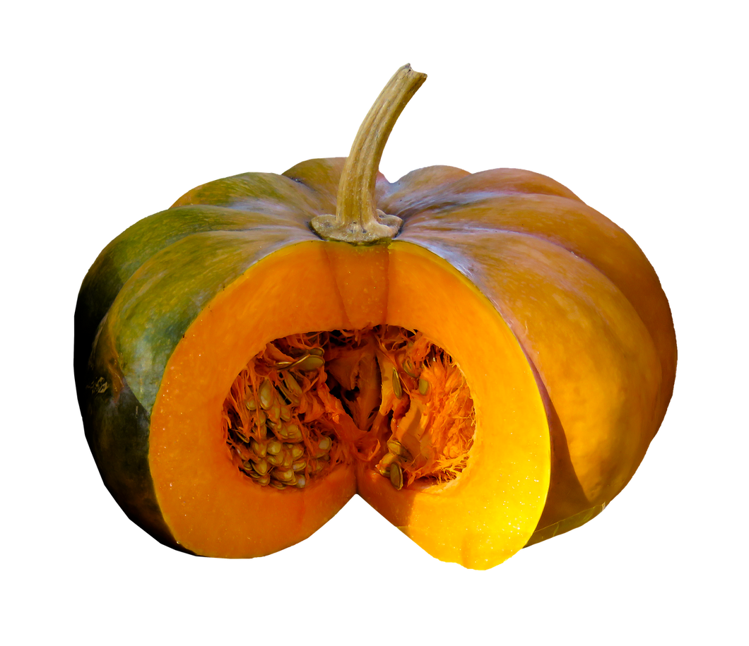 TOP-UP Fresh Half Cut Pumpkin