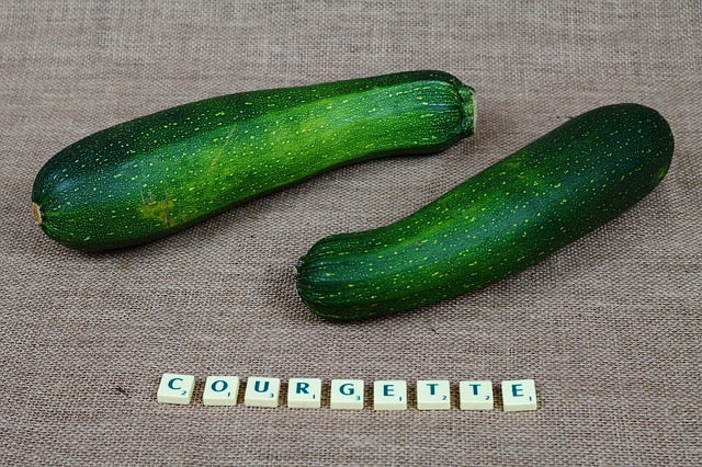TOP-UP Fresh NZ Courgettes