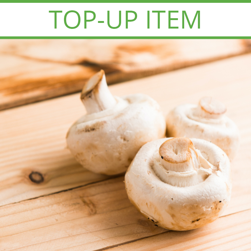 TOP-UP Mushrooms