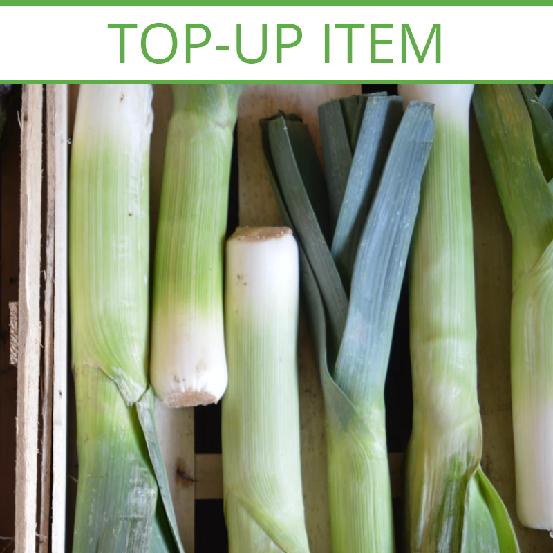 TOP-UP Fresh Cut Leek