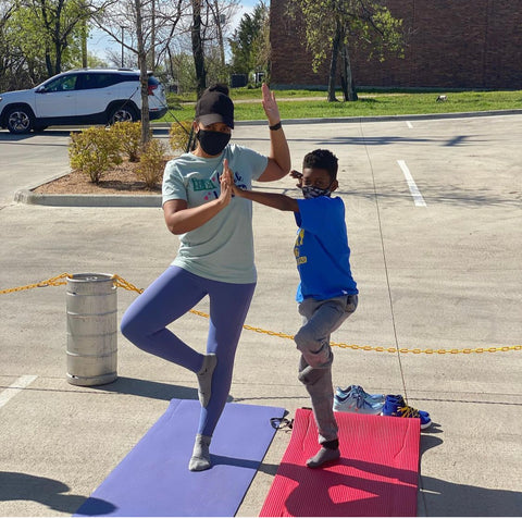 join our membership for family yoga time
