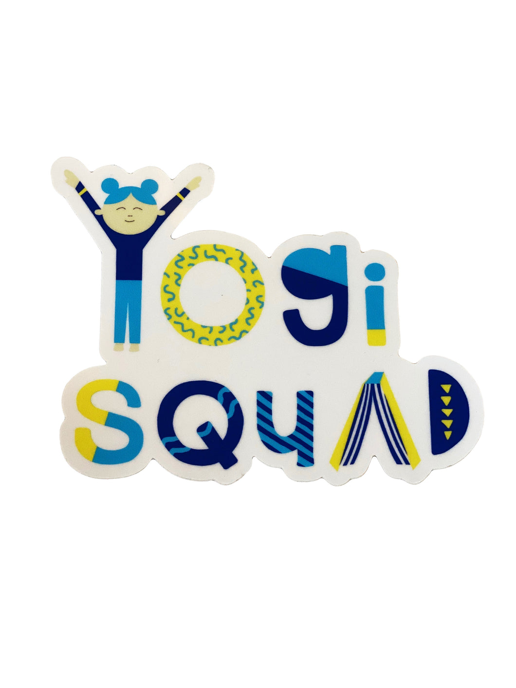 Yogi Squad Sticker