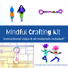 Load image into Gallery viewer, Mindful Crafting Kit