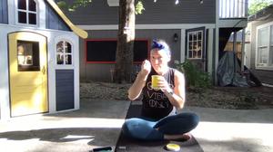 Ice Cream Yoga & Art Kit