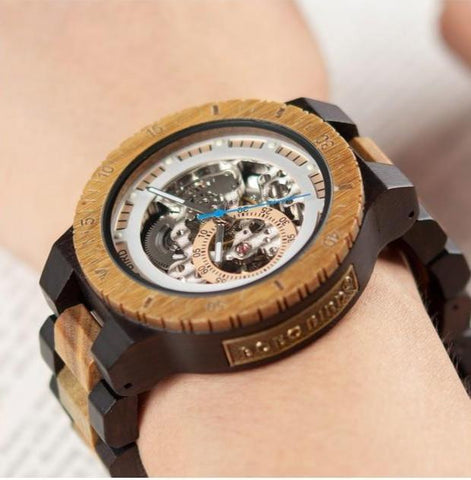 Reloj madera BOBO BIRD - Woody watchs