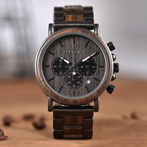 Reloj BOBO BIRD madera - Woody watchs