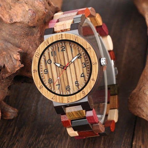 Nica WOODYWATCHS