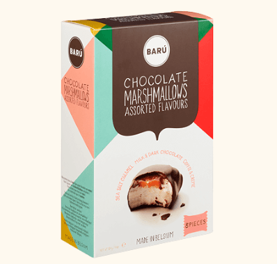 Marshmallows Asst Box 8 pc - Leon & Lulu