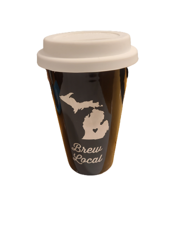 Michigan Thermal Mug - Leon & Lulu - Shop Now