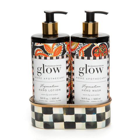 Soap & Lotion Caddy Figmalion - Leon & Lulu