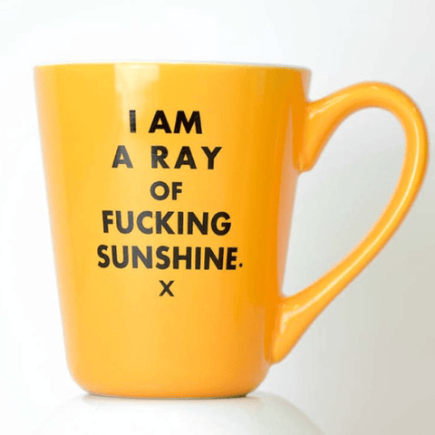 Mug Ray Of Sunshine - Leon & Lulu