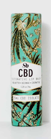 CBD Restorative Lip Balm - Leon & Lulu - Shop Now