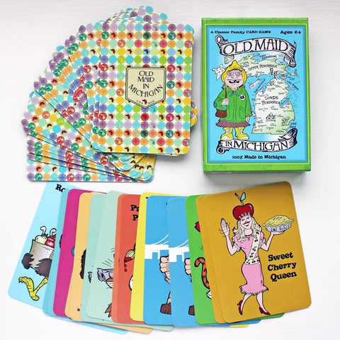 Old Maid in Michigan - Leon & Lulu - Shop Now